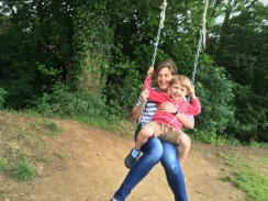 Love a tree swing!