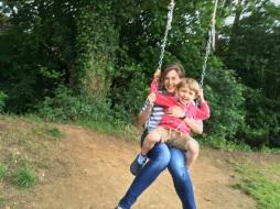 Love a tree swing!