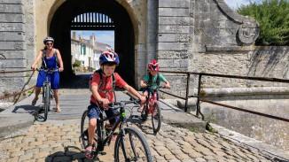 Leaving Saint-Martin-de-Ré